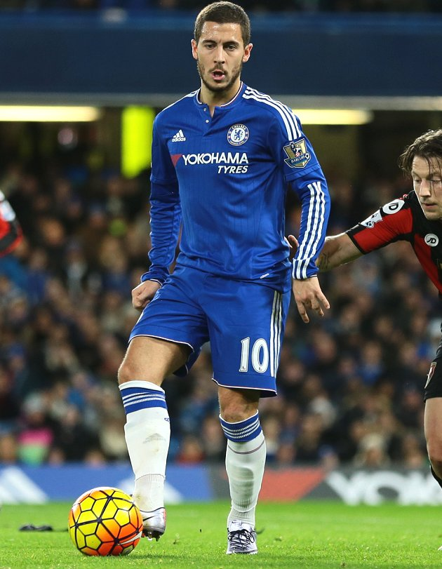 Hazard to stay with Chelsea if he misses out on Real Madrid
