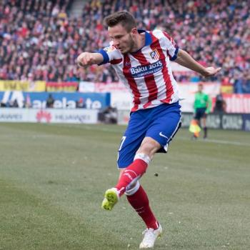 ATLETICO MADRID - Saul: \