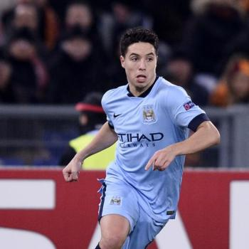 Nasri to finish career at Manchester City