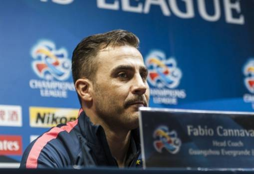 Al Nassr pull plug on Cannavaro reign after four months