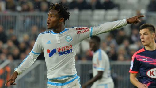 Tottenham 'In Advanced Talks' Over Signing Marseille's Michy Batshuayi
