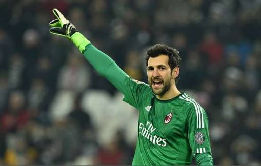 Diego Lopez wants out of AC Milan