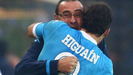 Higuain: Sarri is like a father to me