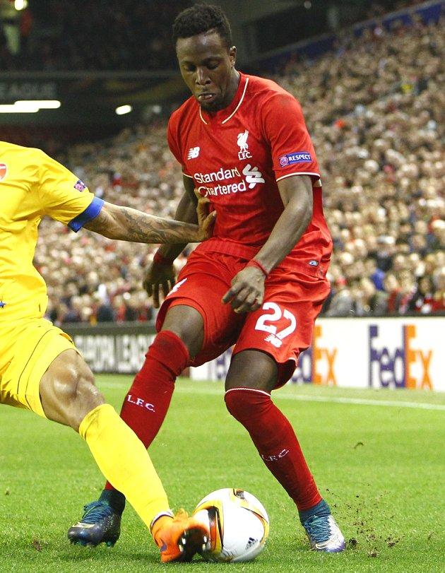 Divock Origi ready for Liverpool comeback