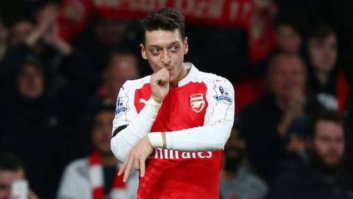 Barcelona Sound Out Mesut Ozil's Agent Over Possible Big Money Move This Summer