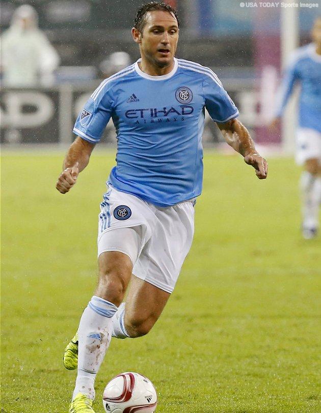 Chelsea legend Frank Lampard preparing for TV career