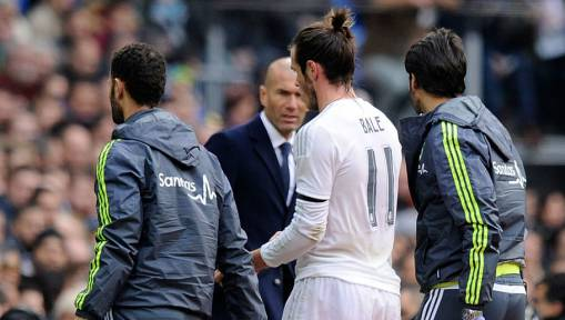 Real Madrid Refuse to Gamble on Gareth Bale's Fitness After Injury Relapse