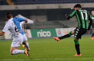 Chievo 1-1 Sassuolo: Stubborn Flying Donkeys hold Neroverdi to draw