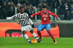 Juventus 1-0 Napoli: Zaza gives Bianconeri Scudetto advantage