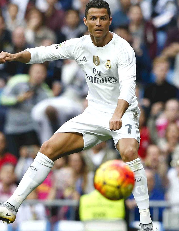 Real Madrid coach Zidane on 2-goal Ronaldo: He\'s doing f***ing well!