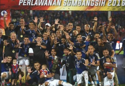 JDT kick off 2016 with Sultan Haji Ahmad Shah Cup triumph