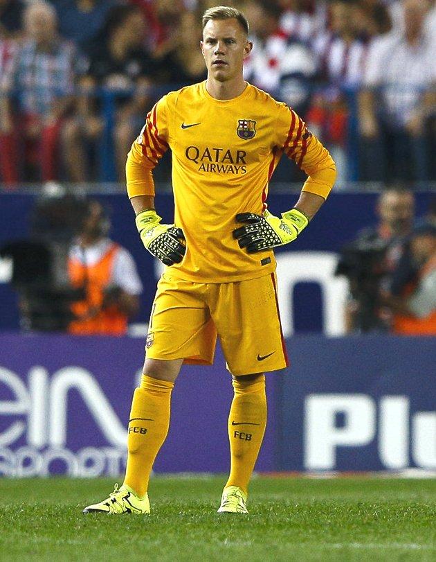 Liverpool target Ter Stegen settled at Barcelona