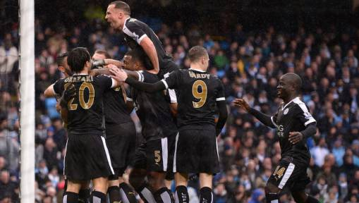 Leicester City Set for OUTRAGEOUS Las Vegas Blowout if They Win the Premier League