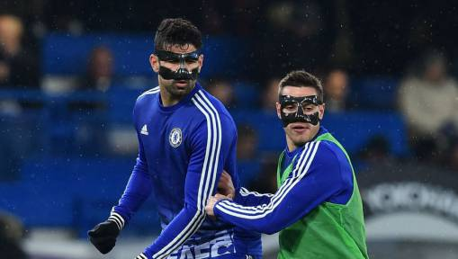 We Saw Costa and Azpilicueta, But Who Else Makes Up Chelsea's 'Zorro' XI?