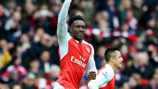Arsenal 2-1 Leicester: Returning Welbeck Scores Last Gasp Winner to Beat 10-Man Foxes