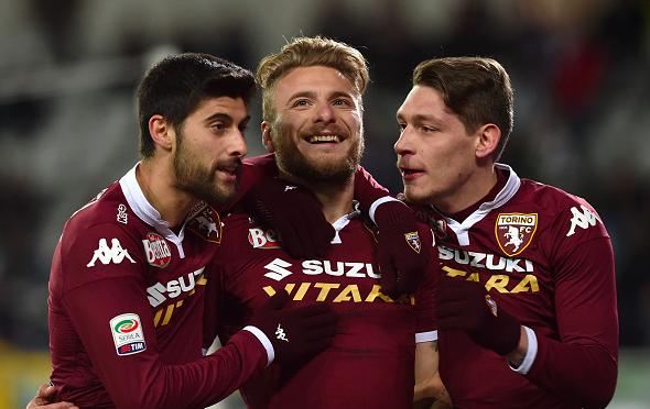 Palermo 1-3 Torino: Il Toro punish clueless Rosanero