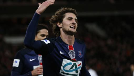 Arsenal Make Contact With Promising PSG Starlet Adrien Rabiot's Agent