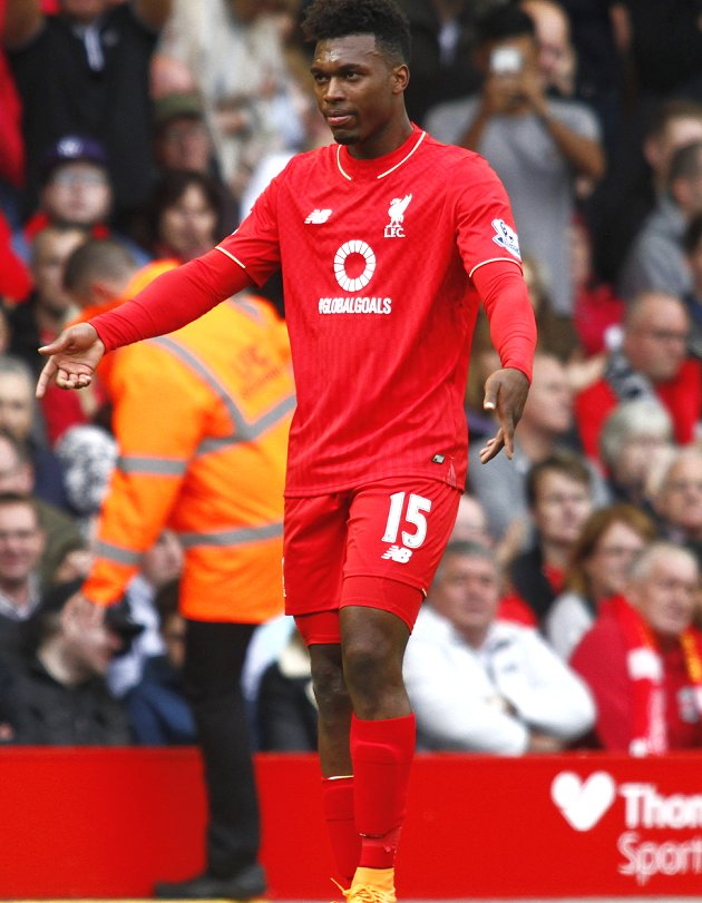 Liverpool boss Klopp has fingers crossed Sturridge can remain fit after scoring start