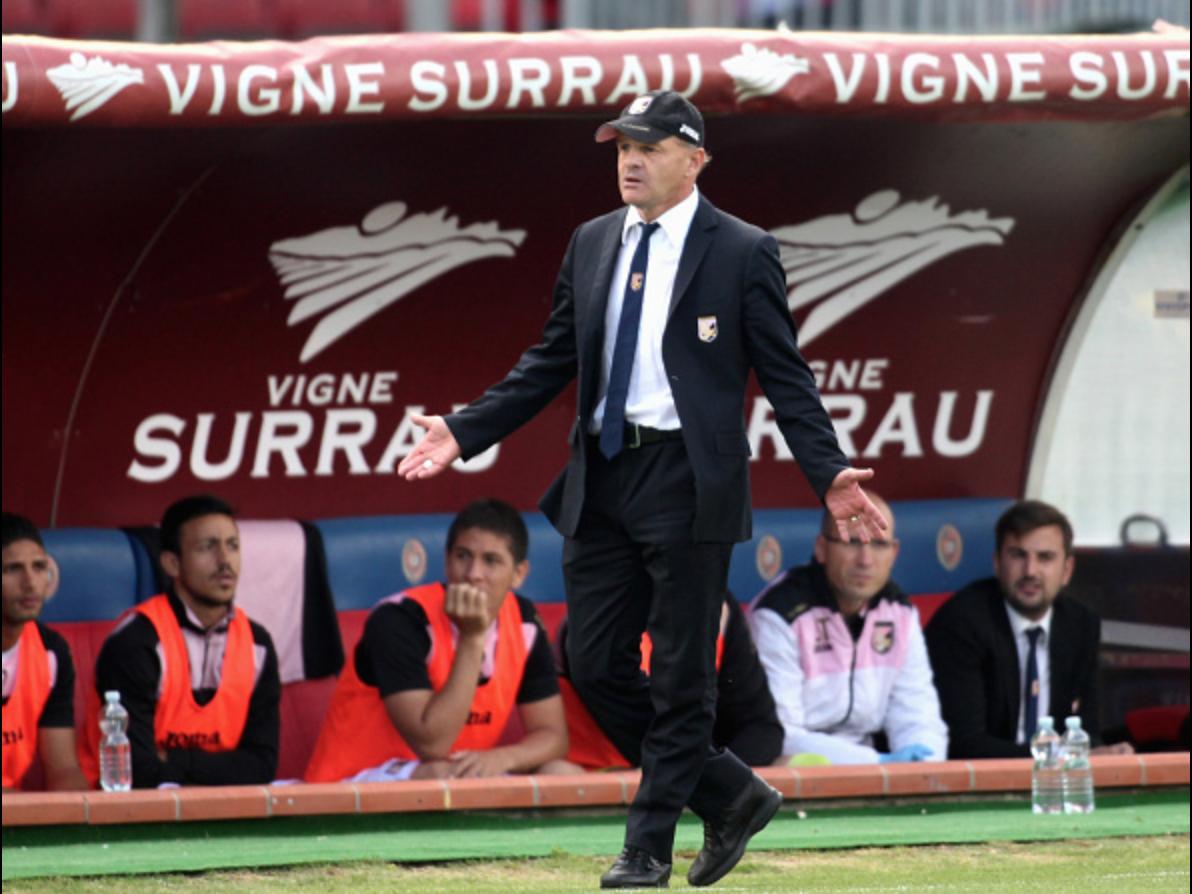 Iachini: I return to Palermo with great enthusiasm