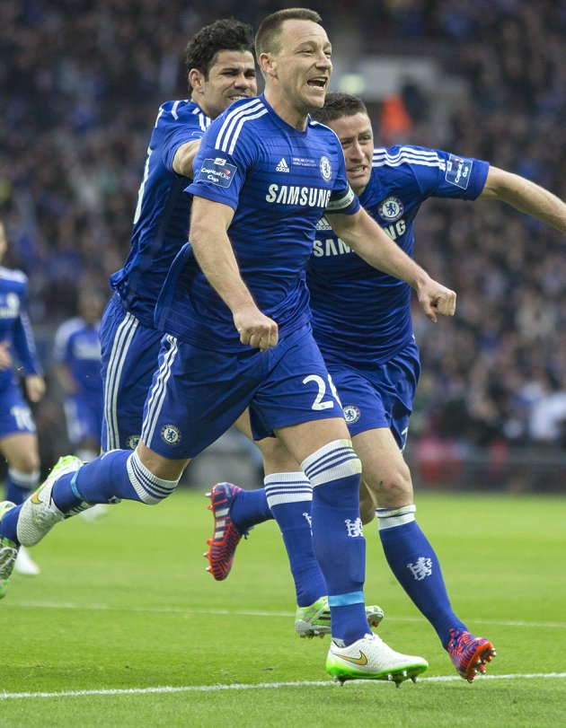 Chelsea need to show Terry more respect - PSG defender David Luiz