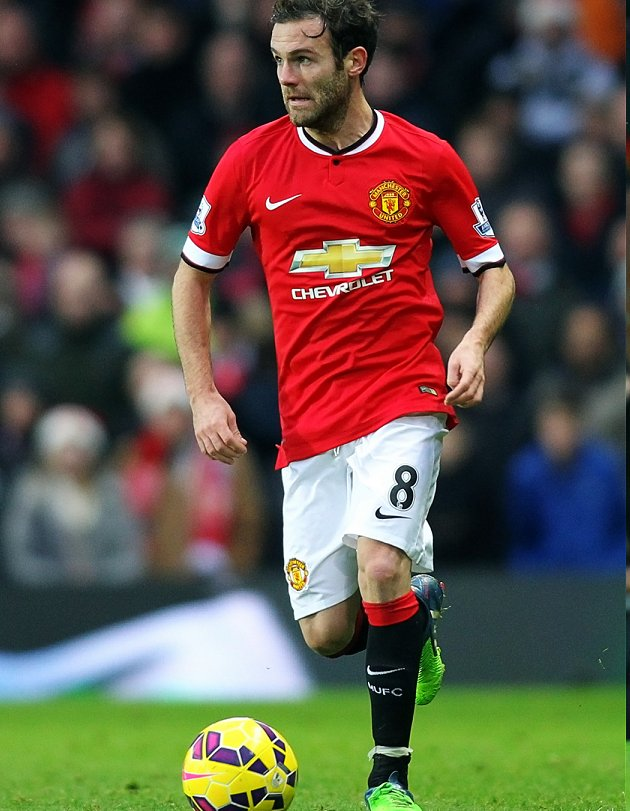 Atletico Madrid to make £25m move for Man Utd playmaker Mat