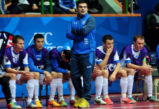 AFC Futsal Championship QF: Uzbekistan v Iraq preview