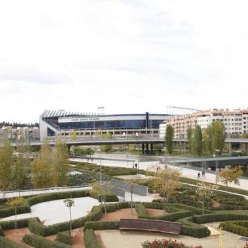 LA LIGA / Atletico Madrid will leave the Vicente Calderon Stadium: La Peineta, his new home