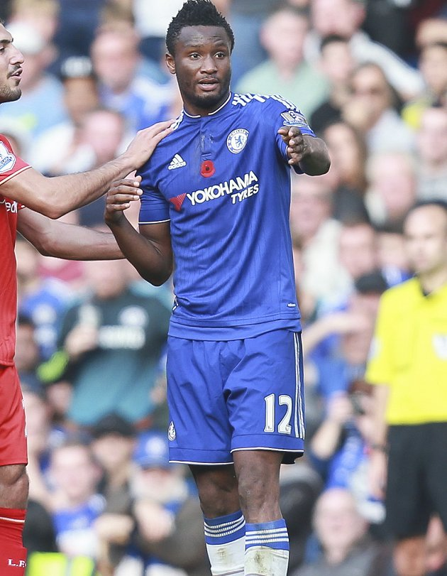 John Obi Mikel 99 Chelsea Squad Want Hiddink Stay