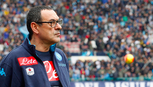 Napoli coach commends players for Europa League efforts