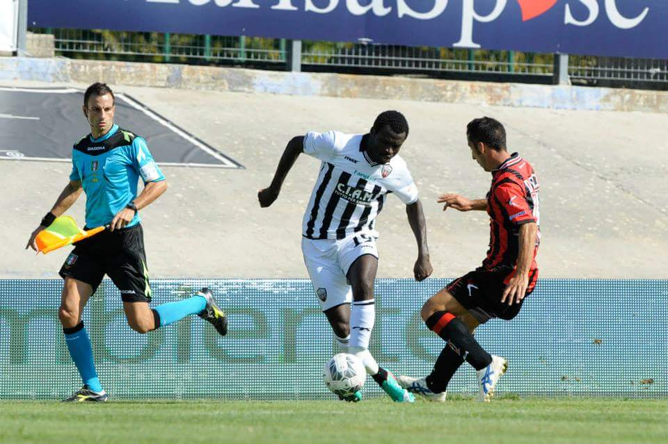 Bright Addae wins Man of the Match as Ascoli draw 0-0 with Boakye and Acosty's Latina