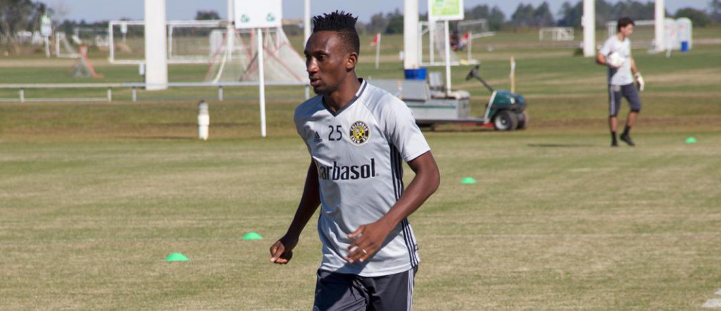 Ghana defender Harrison Afful targets 2016 MLS Cup with Columbus Crew