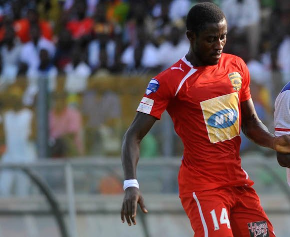 Former Kotoko defender Ahmed Adams joins AshantiGold