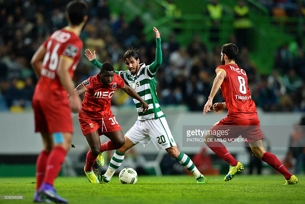 Ghanaian Alhassan Wakaso inspires Rio Ave to a 0-0 draw game against Sporting CP