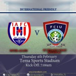 Inter Allies to play Nigerian Ifeanyi Ubah FC in friendly on Thursday