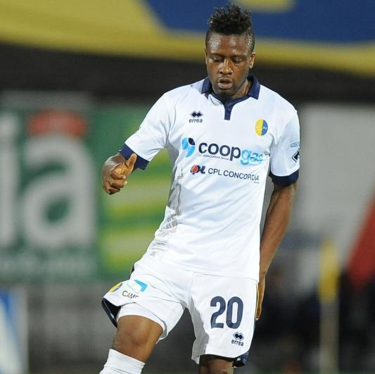 Ghanaian midfielder Amidu Salifu makes Brescia debut in Pro Vercelli defeat