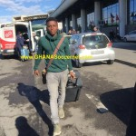 EXCLUSIVE: Ghana youth star Patrick Asmah lands in Italy to start Atalanta career