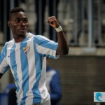 Video: Watch Chelsea on-loan star Christian Atsu scoring on his Malaga debut