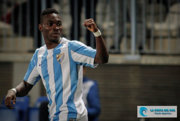 Malaga coach allays Christian Atsu injury fears, reveals reason for early substitution despite heroics