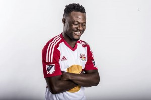 Gideon Baah fit for Red Bull debut