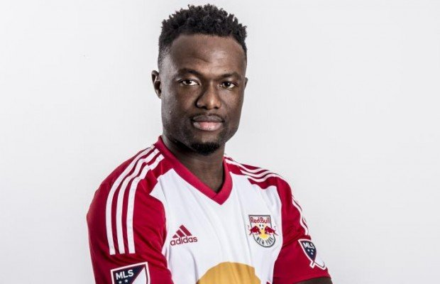 Q&A: New York Red Bulls new man Gideon Baah talks about his move to the MLS