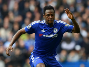 Chelsea include Ghana defender Baba Rahman in Champions League squad for knockout stage