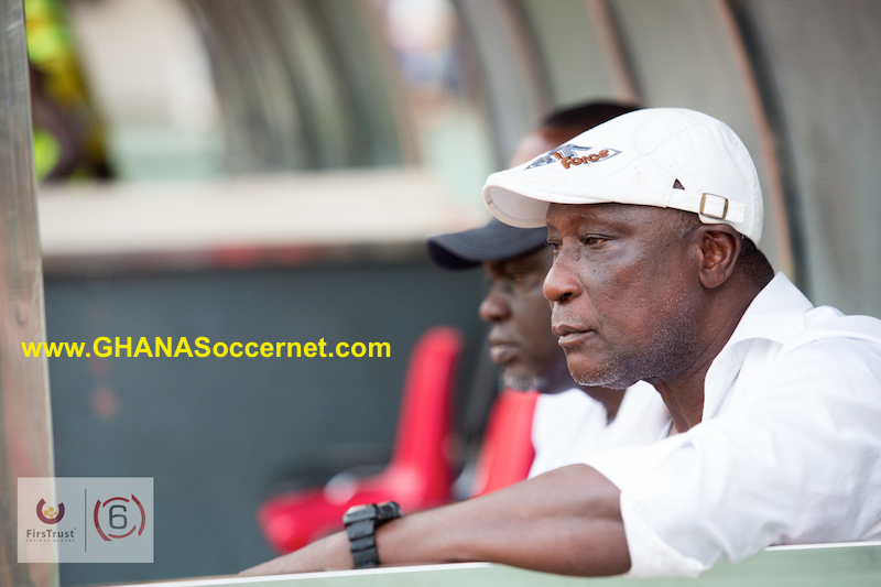 Dwarfs coach Bashir Hayford slates goalkeeper Frank Andoh for conceding cheap goals in Karela defeat