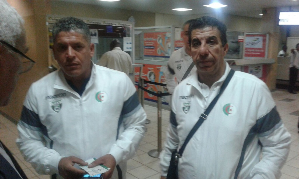 MO Bejaia land in Kumasi ahead of Champions League showdown