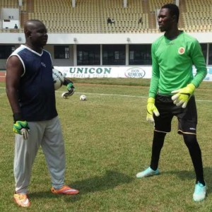 Ex-Ghana goalie Ben Owu backs incoming Sports minister Nii Lante Vanderpuye to succeed