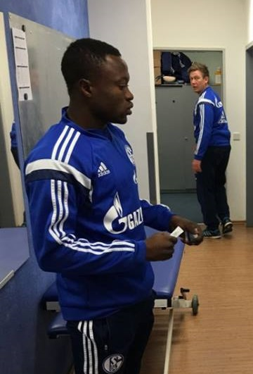Ghanaian starlet Bernard Tekpetey makes Schalke debut in M'gladbach stalemate in German lower-tier