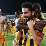 VIDEO: Watch Ghanaian midfielder Carlos Ohene score for AEL Limassol in Cyprus