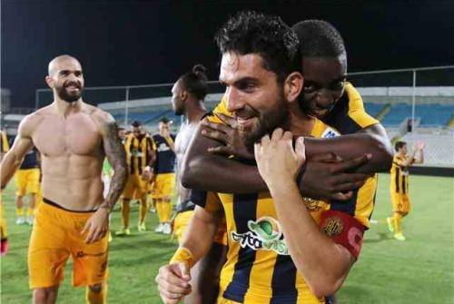 VIDEO: Watch Ghanaian midfielder Carlos Ohene score for AEL Limassol in Cyprus