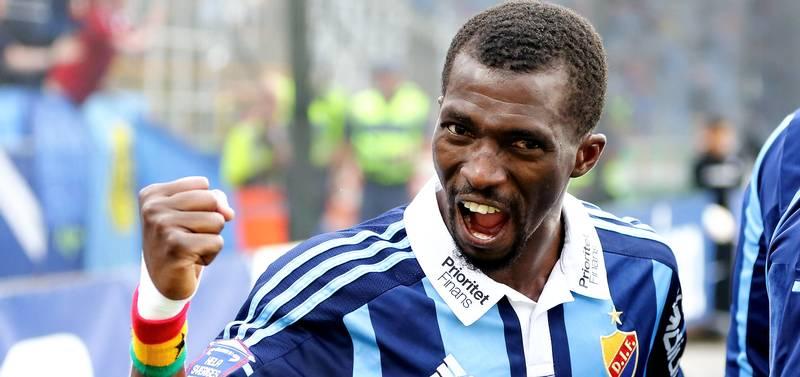 Ghanaian Yusif Chibsah tastes victory on Ljungskile debut
