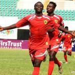Kotoko striker Dauda Mohammed headlines 30 players invited for Ghana U20 camping