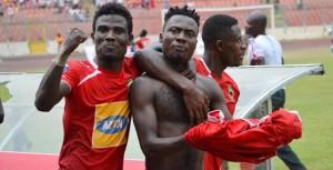 Asante Kotoko influential player Eric Donkor wants to be the 'David Beckham' of Ghana